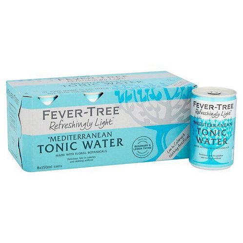Fever Tree Tonic Water 8 x150ml