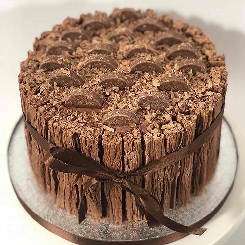 Cadbury's Flake Cake