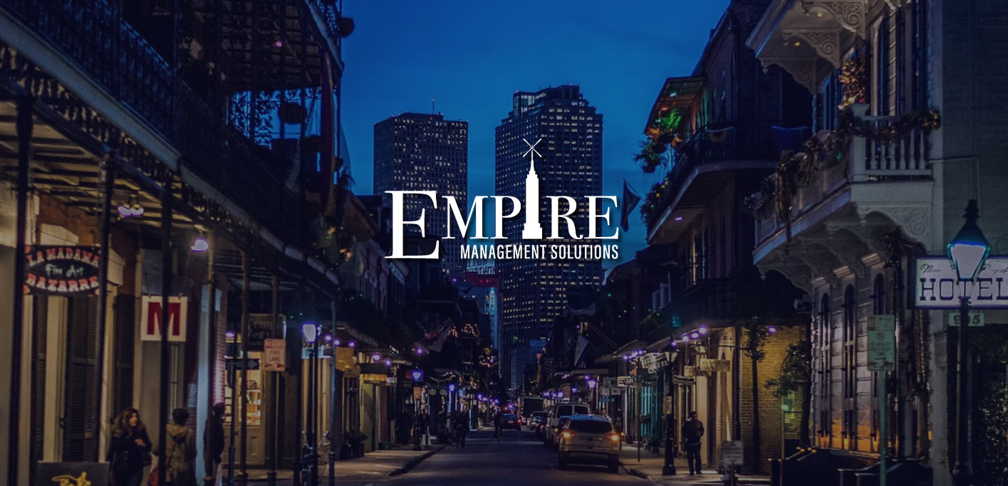 CONTACT | Property Management | New Orleans | Empire