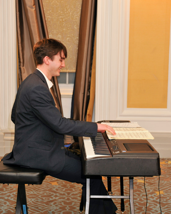 Music from Matthew McLachlan (one of 2020 RCM awardees)