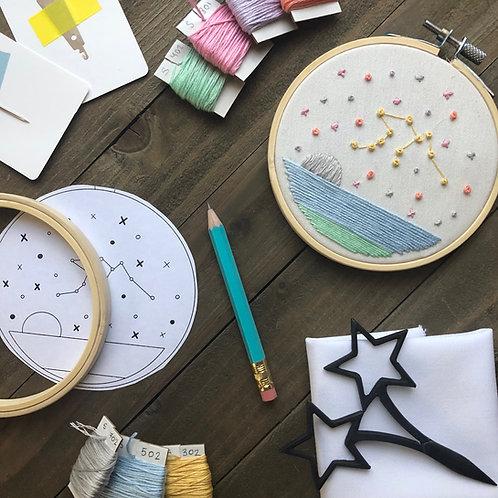 The Hopebroidery Box - February 2019