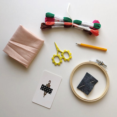 Highlander Embroidery Kits