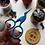 Thumbnail: Blue Stork Embroidery Scissors