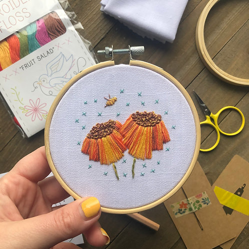 The Hopebroidery Box - April 2020!