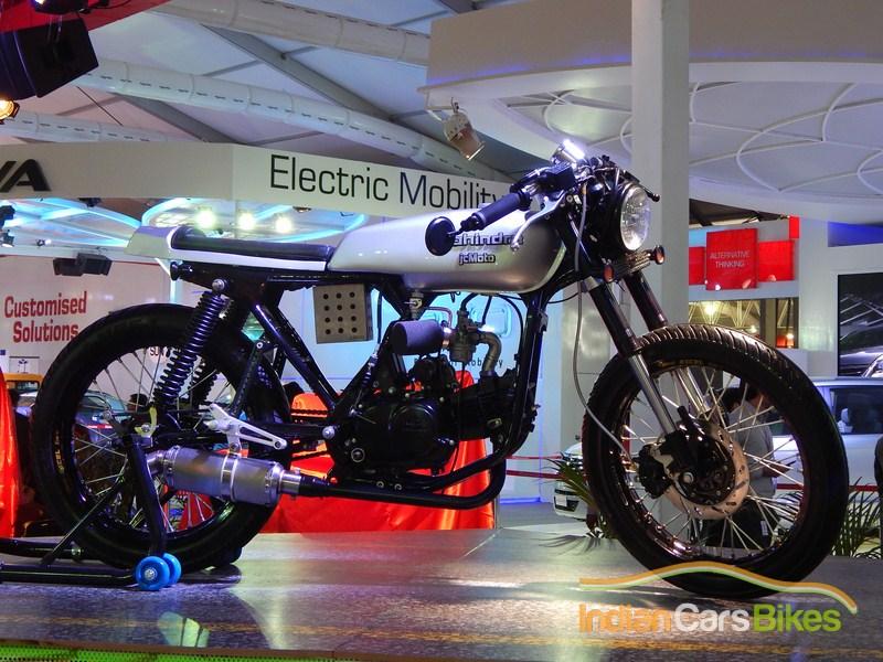 Mahindra-JC-Moto-Cafe-racer