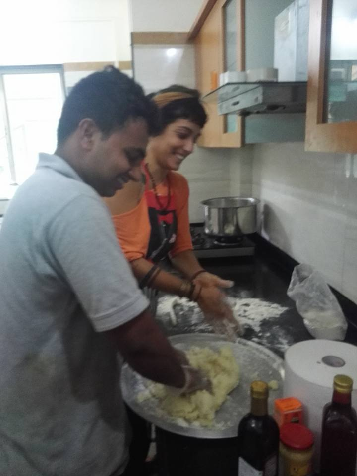 In the Kitchen!