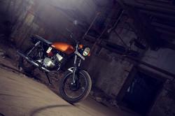 Rx135 full bike