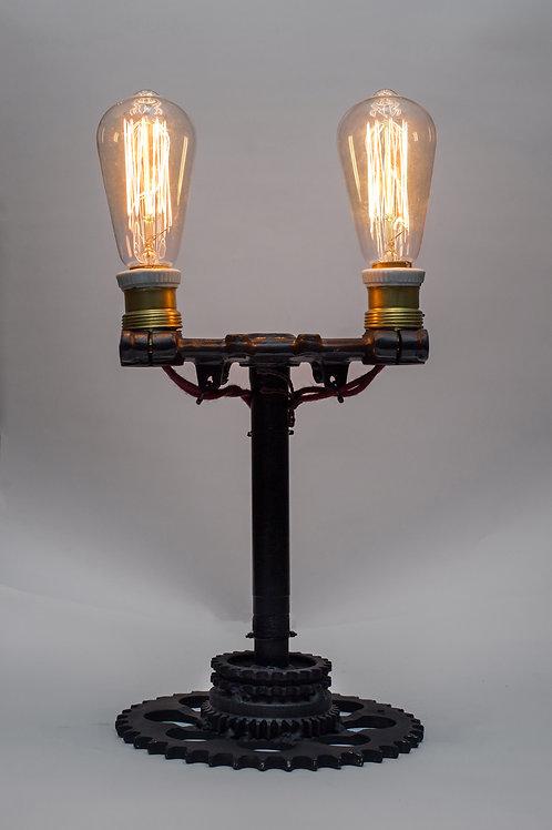 Triple Tree Tungsten Lamp