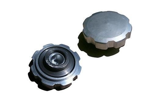 jcMoto Gear Cog Gas Caps
