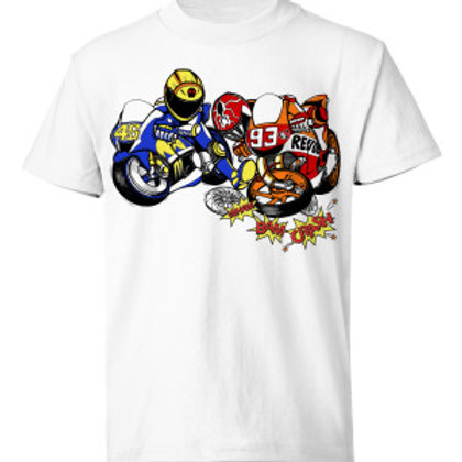Valentino Rossi- Just for Kicks tee