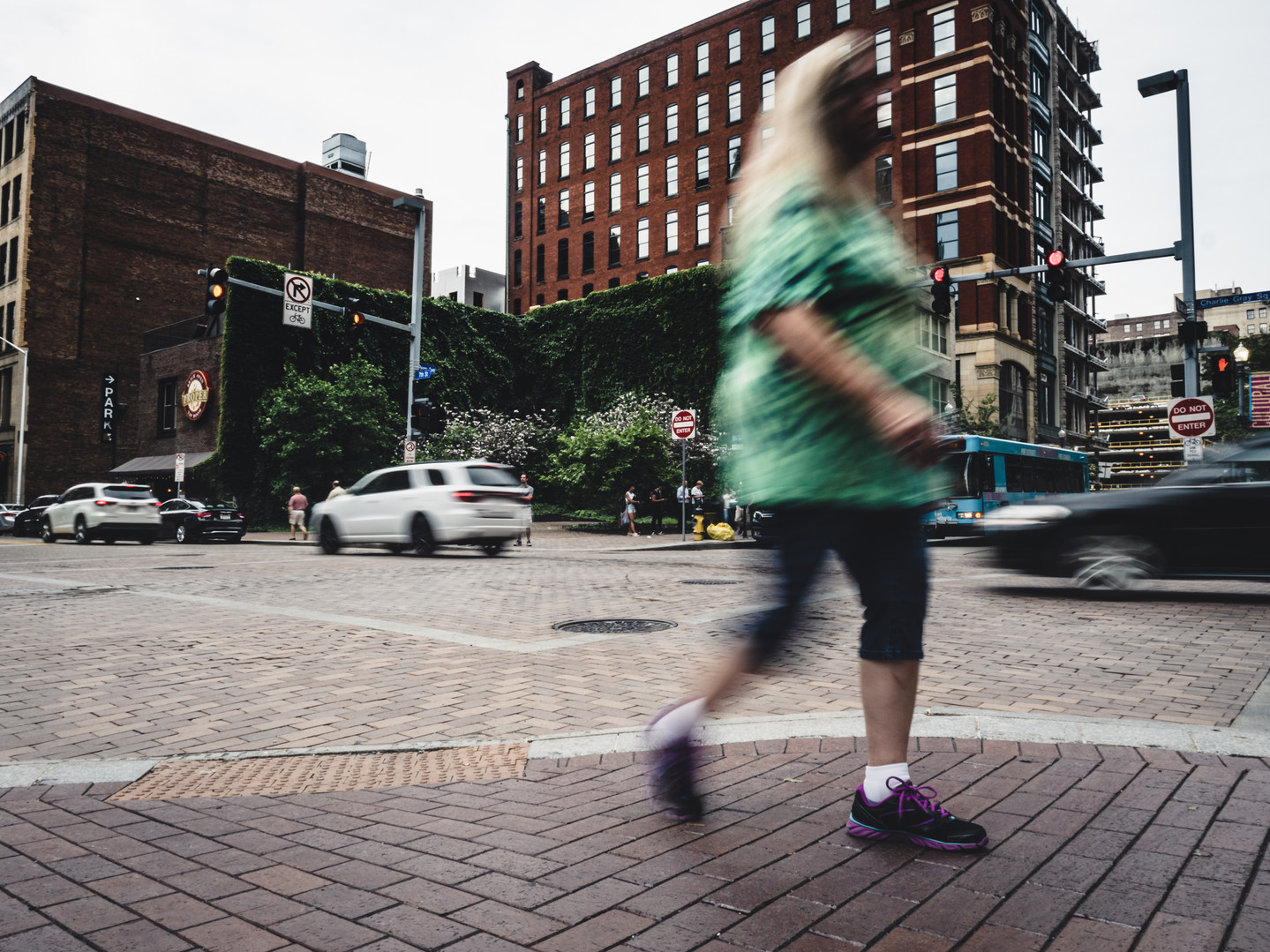 Street Scenes I