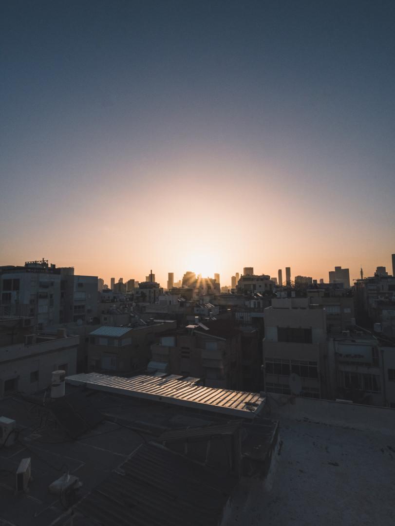 Yaffa Rooftops