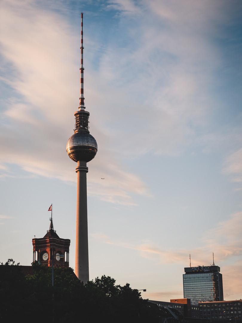 Peaks of Berlin