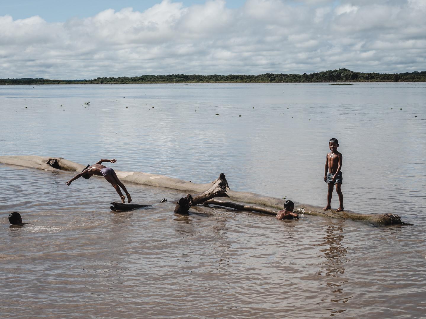 Fun Times in the Amazon
