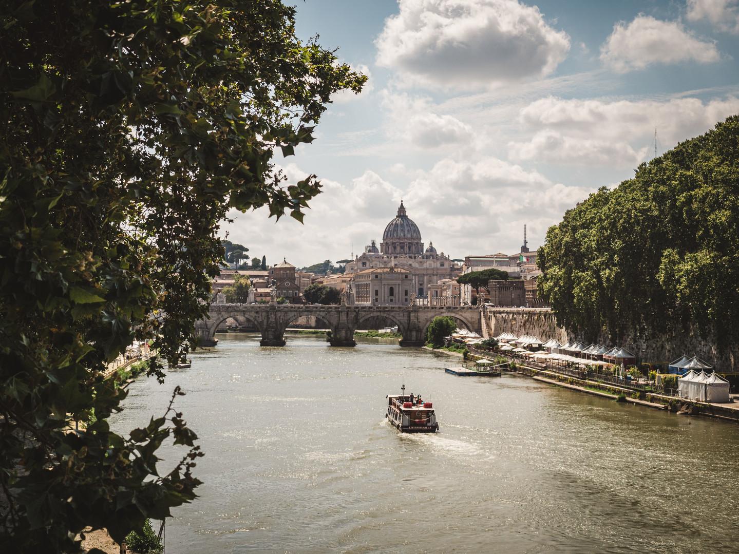 Rome River Cruise
