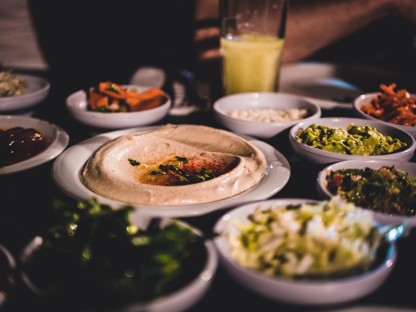 Hummus Feast
