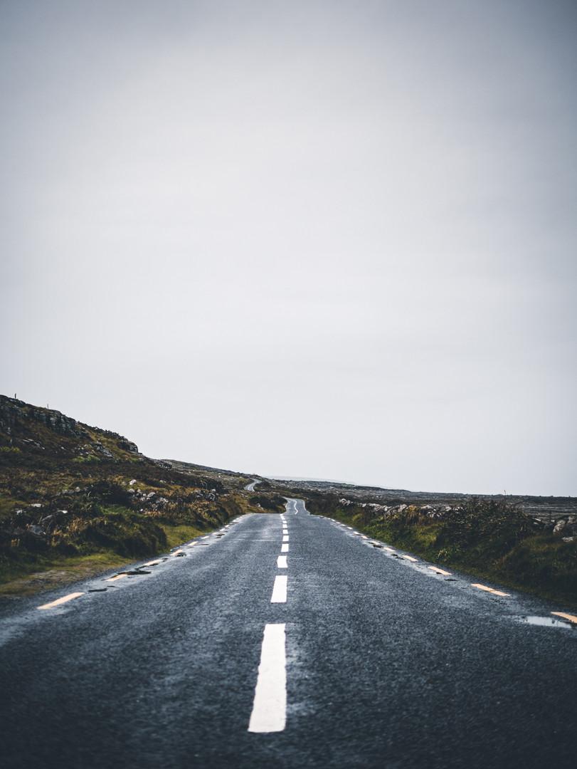 Endless Coastal Roads