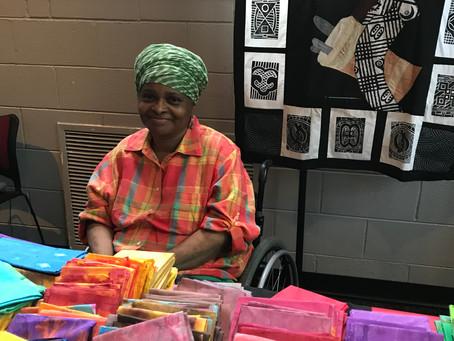 Atlanta Quilt Festival 10 Year Anniversary