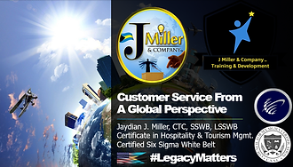 Customer Service From A Global Perspecti