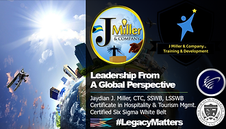 Leadership From A Global Perspective (Co