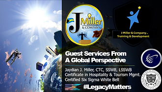 Guest Services From A Global Perspective