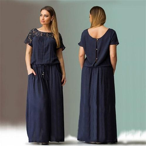 Vestido Longo Maxi FG 4195