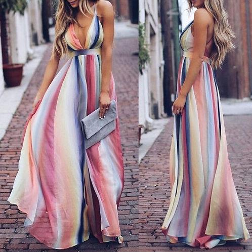 Vestido Longo Sensual FG 4610