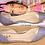 Thumbnail: Sapatilha Transparente com Glitter FG 4019