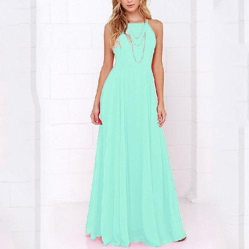 Vestido Longo Vintage FG 4334