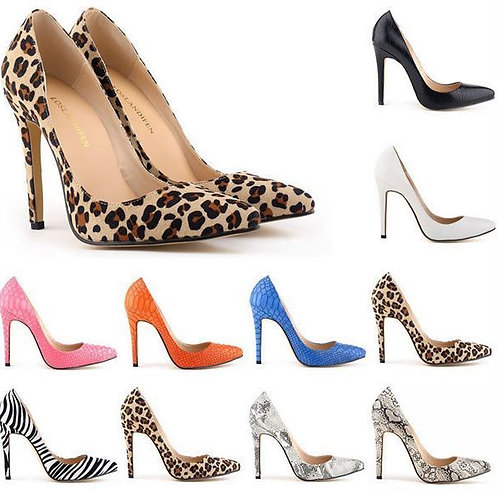 Scarpin Animals FG 4062