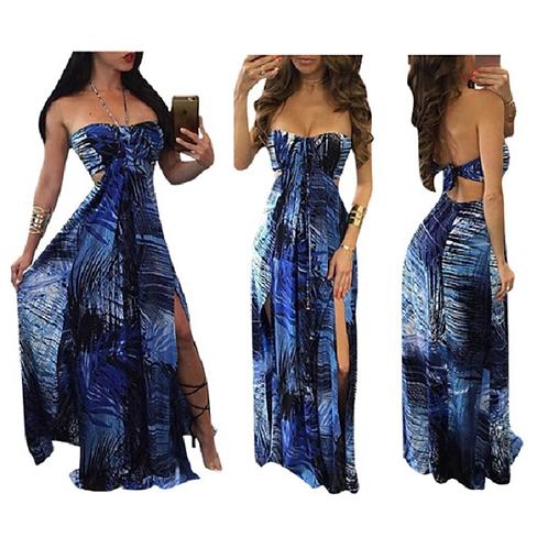 Vestido Longo Fashion Sabrina FG 4472