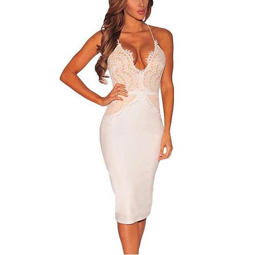 Vestido de Renda FG 4384