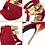 Thumbnail: Sapato Fashion Safira Perez FG 651