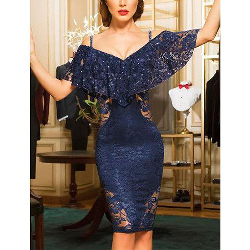 Vestido Elegante FG 4385