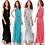 Thumbnail: Vestido Longo Renata FG 4521