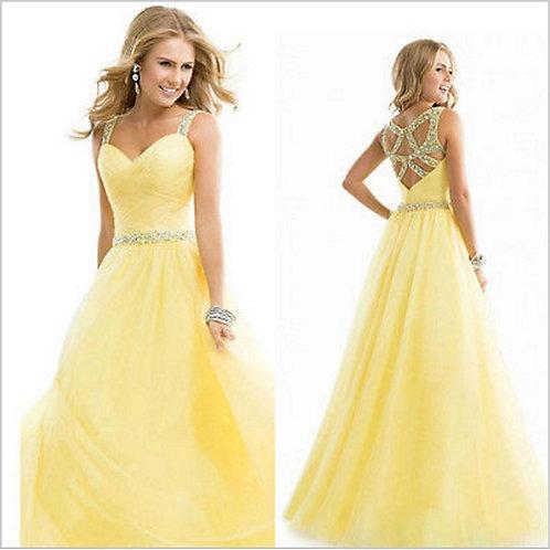 Vestido  Fashion Longo Maria Rita FG 1675