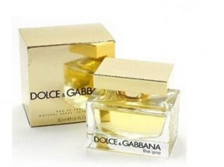 Perfume Feminino Dolce & Gabbana The One
