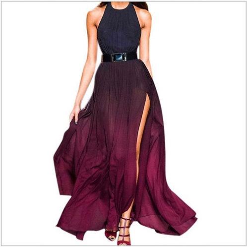 Vestido Longo Fashion Divas  FG 1638