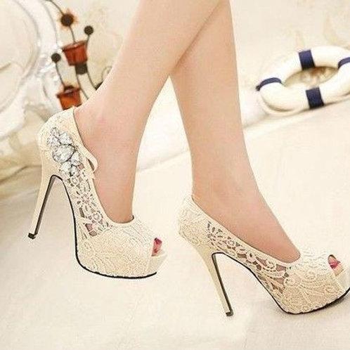 Sapato de Renda FG 4071