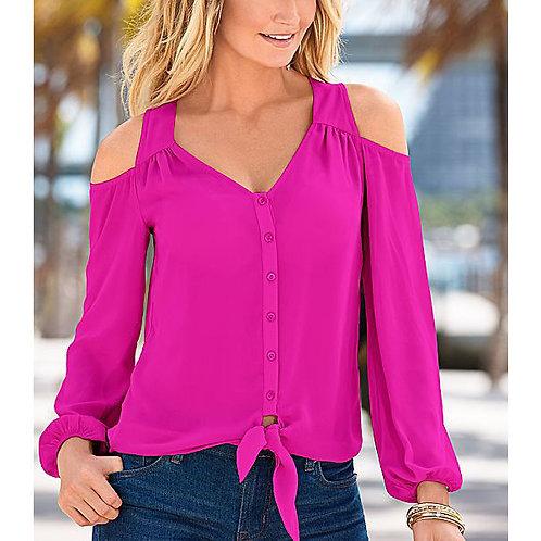 Blusa Fashion Sensual FG 4348