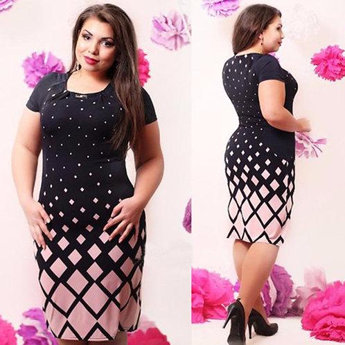 Vestido casual FG 4194