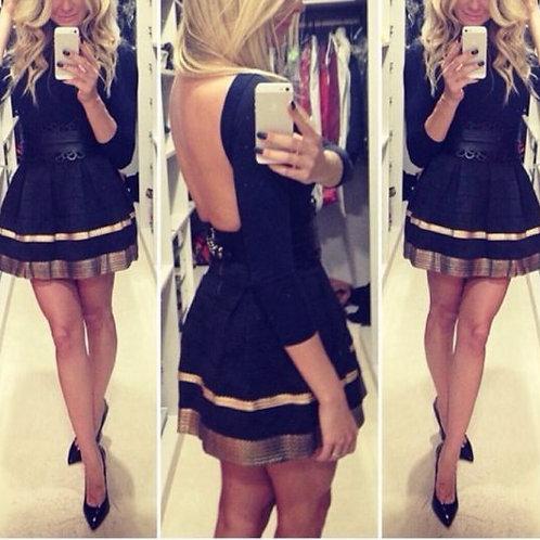 Vestido Azurita FG1031