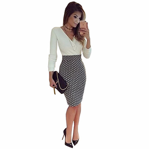 Vestido Casual Larissa FG 4223