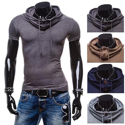 Camisa Polo Com Capuz FG 4266