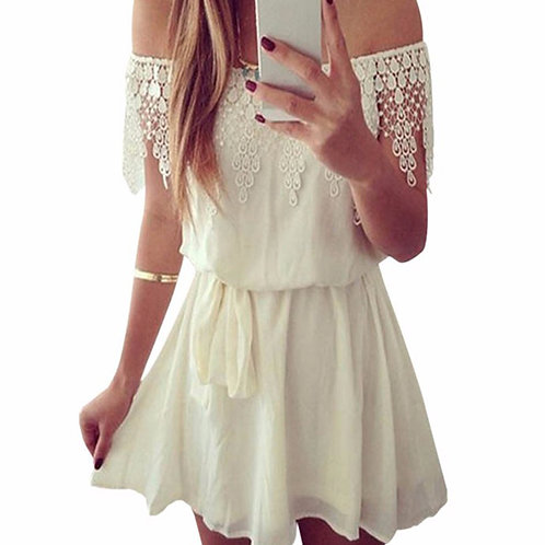 Vestido de Renda Bruna FG 4382