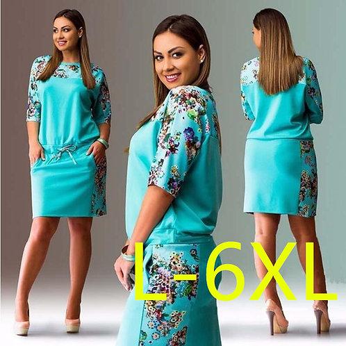 Vestido de Verão  FG 4196