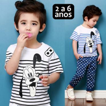 Camiseta Pluto FG 4125