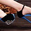Thumbnail: Sapato Peep Toe Fashion FG 676