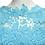 Thumbnail: Vestido Longo Azul Mariana  FG 1992