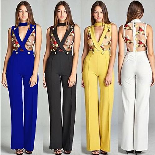 Macacão Fashion Fabiana FG 4555